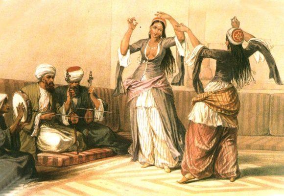 Dans van het Oosten & Westerse buikdans